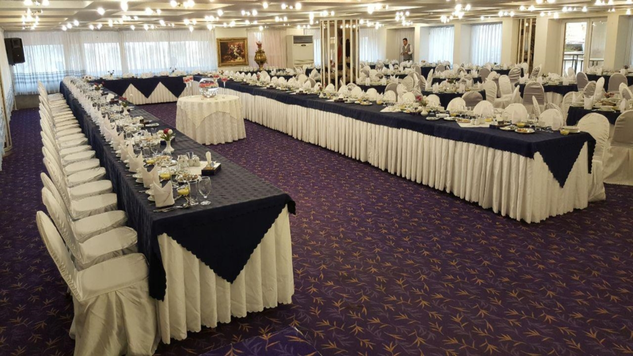 Firouzeh Restaurant and Reception Hall